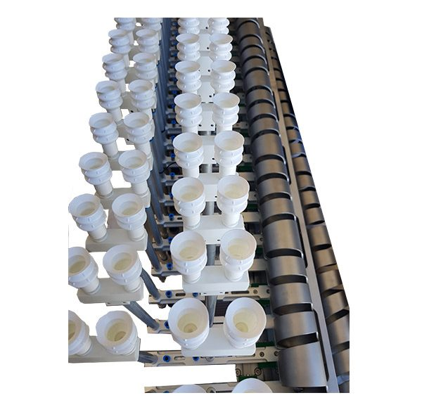 ROBOT GRIPPERS FOR MOULDING PRODUCTS
